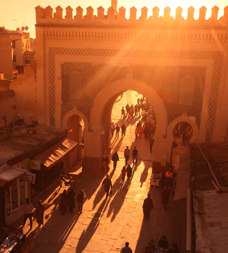 10 Days Tour From Casablanca to imperial cities via fes, Desert