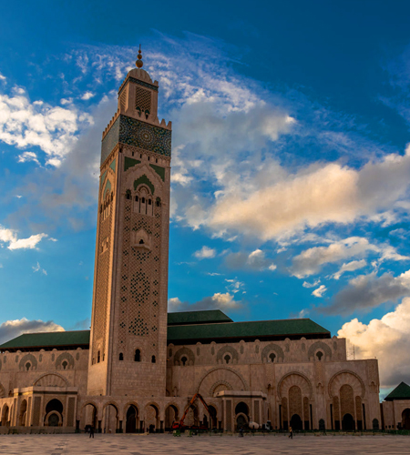 12 Days tour from casablanca to over morocco and desert via fez