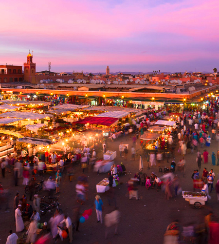 9 Days Tour From Casablanca To Marrakech via Fes and Desert