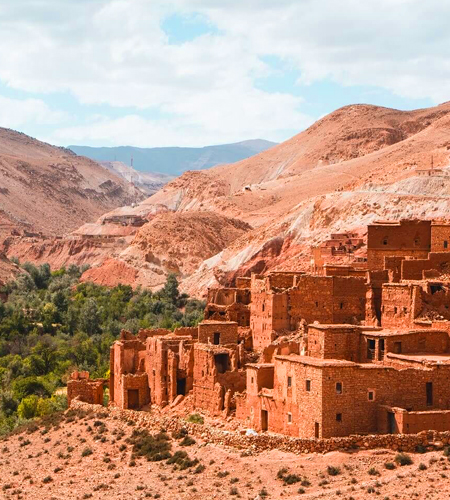 2 Days tour from marrakech to zagora & draa valley