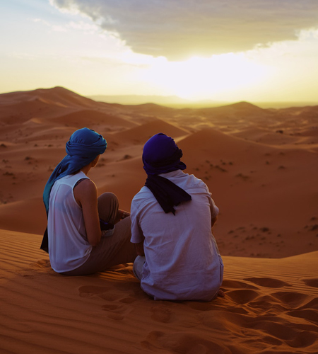 3 Days tour from marrakech to sahara desert of merzouga