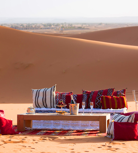 5 Days Tour From Marrakech to Merzouga Sahara Desert