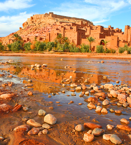 1 Day Trip to Ait Benhaddou Kasbah & Ouarzazate‎ From Marrakech