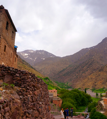 1 Day Trip To Imlil Valley & Atlas mountains From Marrakech